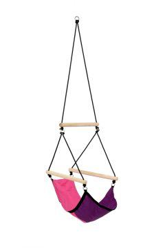 Swinger Pink Fotel HamakowyDziecięcy