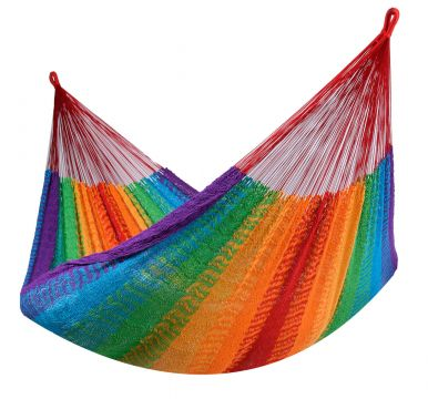 Mexico Rainbow Hamak Podwójny