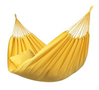 Plain Yellow Hamak Pojedynczy