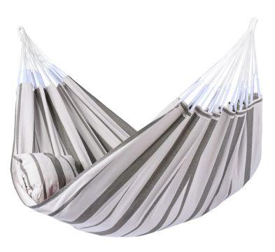 Stripes Silver Hamak XXL