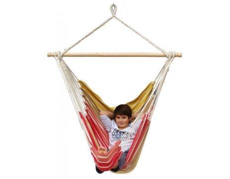 Tropical Earth Lounge Fotel HamakowyPojedynczy