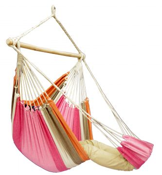 Tropical Lychee Lounge Fotel HamakowyPojedynczy