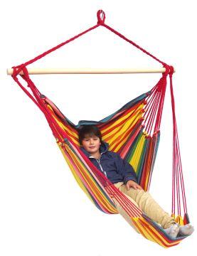 Tropical Sunny Lounge Fotel HamakowyPojedynczy