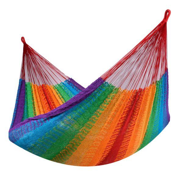'Mexico' Rainbow Hamak Podwójny