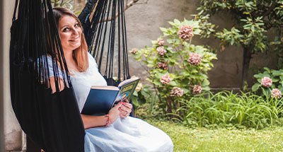 Zamawianie krzesła wiszącego